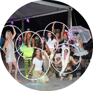 Hula Hoop classes for Beginners in Dubai