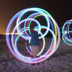 Poi classes for Beginners in Dubai