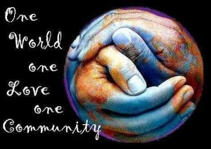 one-world-one-love-one-community